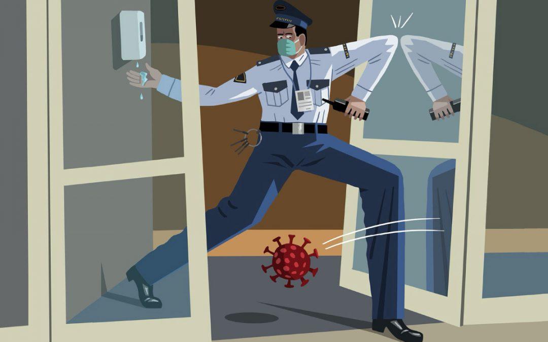 Seguridad en la actual pandemia